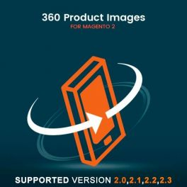 Magento 2 Product360 images extension