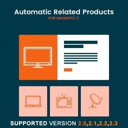 Magento 2 automatic related product extension