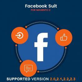 Magento 2 Facebook suit extension