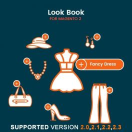 Magento 2 LookBook