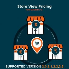 Magento 2 Multi Store View Pricing Extension