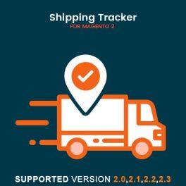 Magento 2 Shipping Tracker