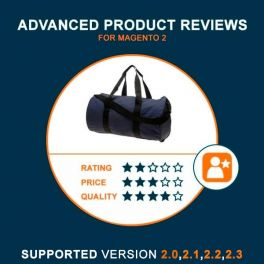 Magento 2 Advance product review extension