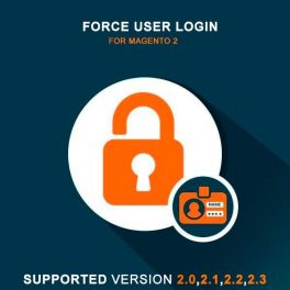 Magento 2 Force login extension