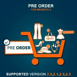 Magento 2 Pre Order extension
