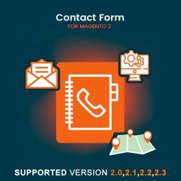 Magento 2 Contact form extension