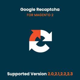 Google invisble recaptcha Magento 2