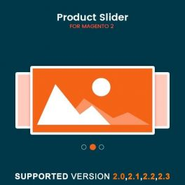 Magento 2 Product slider extension