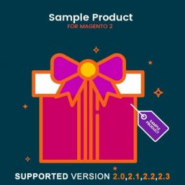 Magento 2 Sample product