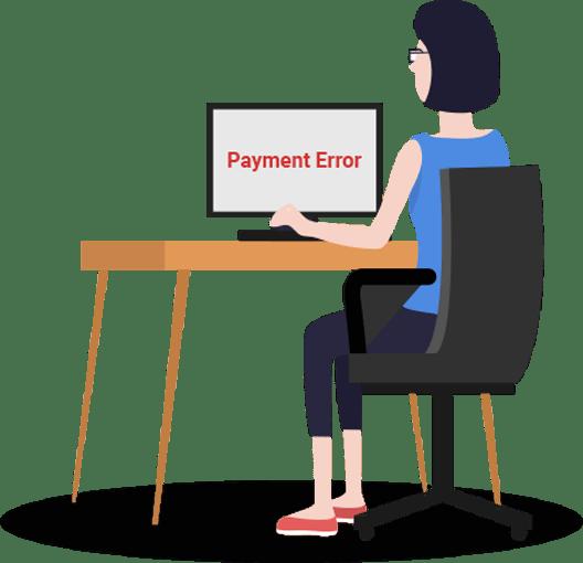 Magento Payment Error